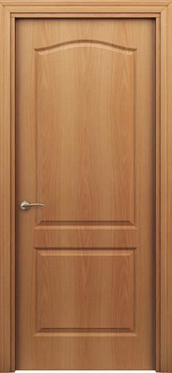 Дверь палитра  миланский орех ДГ